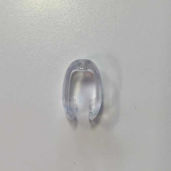 Hunter Douglas Ultraglide Clutch to Cord Connector Clear - Wholesale Blindparts