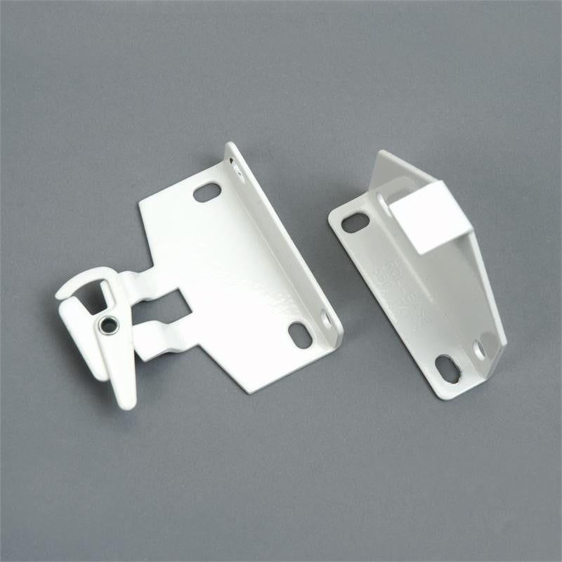 Rollease R Series RB580 bracket for use with R16 and R24 clutch, 2 inch projection - Wholesale Blindparts