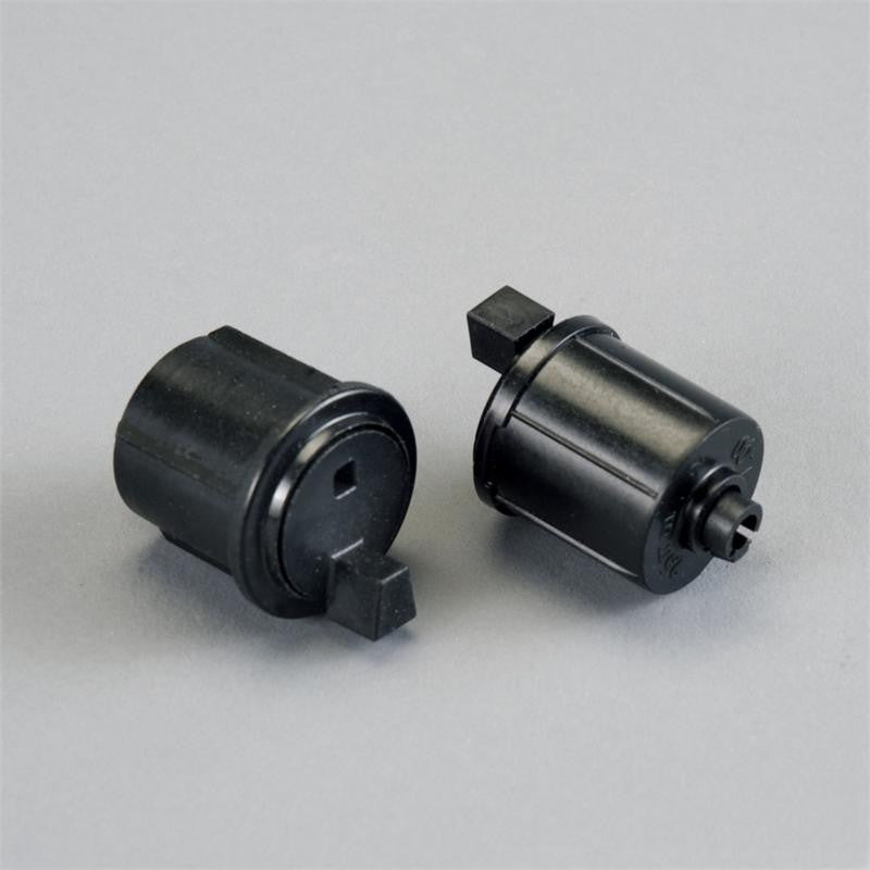 Rollease R Series end plug REP02 for 1 inch tube CHOOSE COLOR - Blindparts.com - 1