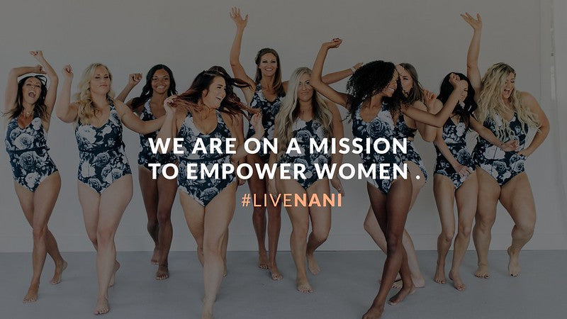 Mission to empower women with real bodies of all sizes