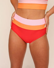 Sherbet Colorblock Bottom