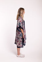 Load image into Gallery viewer, Batik Floral Kimono