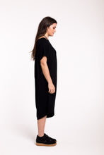 Load image into Gallery viewer, Slouchy Tee Dress