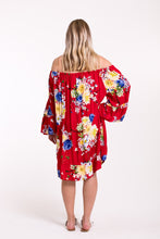 Load image into Gallery viewer, Floral Sabrina Dress