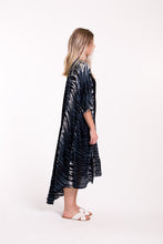 Load image into Gallery viewer, Sequin Long Kimono
