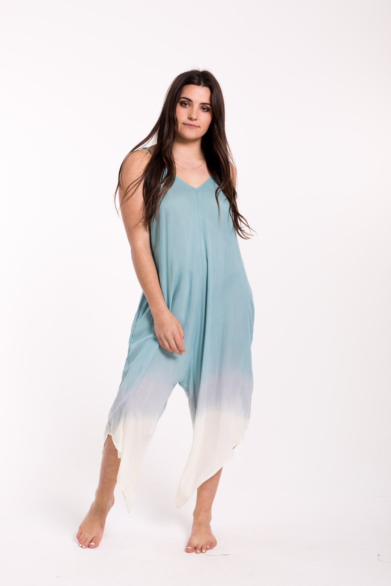 Beachy Days Jumpsuit