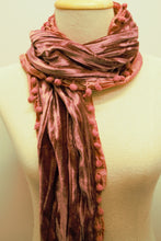 Load image into Gallery viewer, Velvet Detail Scarf