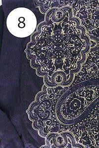 Paisley Thai Pants