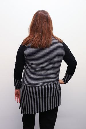 Vanessa Stripe Top