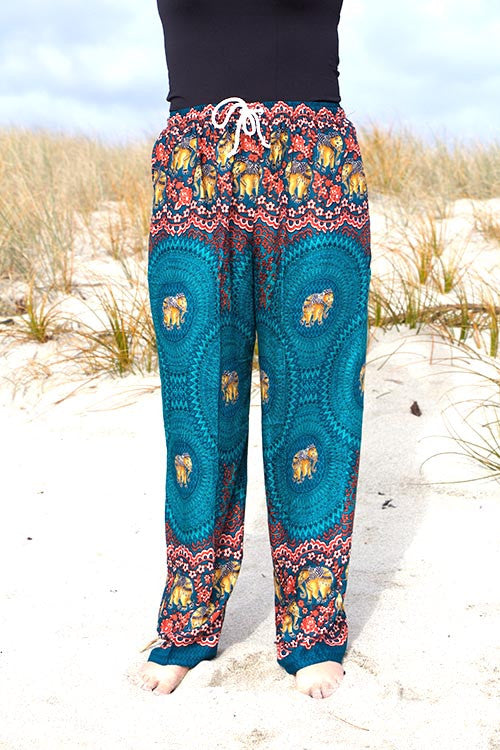 Elephant Thai Pants