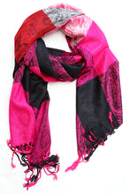 Load image into Gallery viewer, Paisley Pashmina Scarf