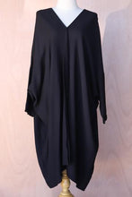 Load image into Gallery viewer, Simple Drape Front Dress