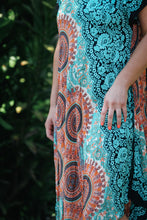 Load image into Gallery viewer, Sleeved Swing Dress Mandala