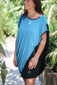 Maya Asymmetrical Tunic/Top
