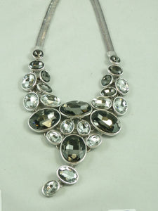 Short Ovals Necklace