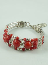 Load image into Gallery viewer, JU1504R Stone Bracelet
