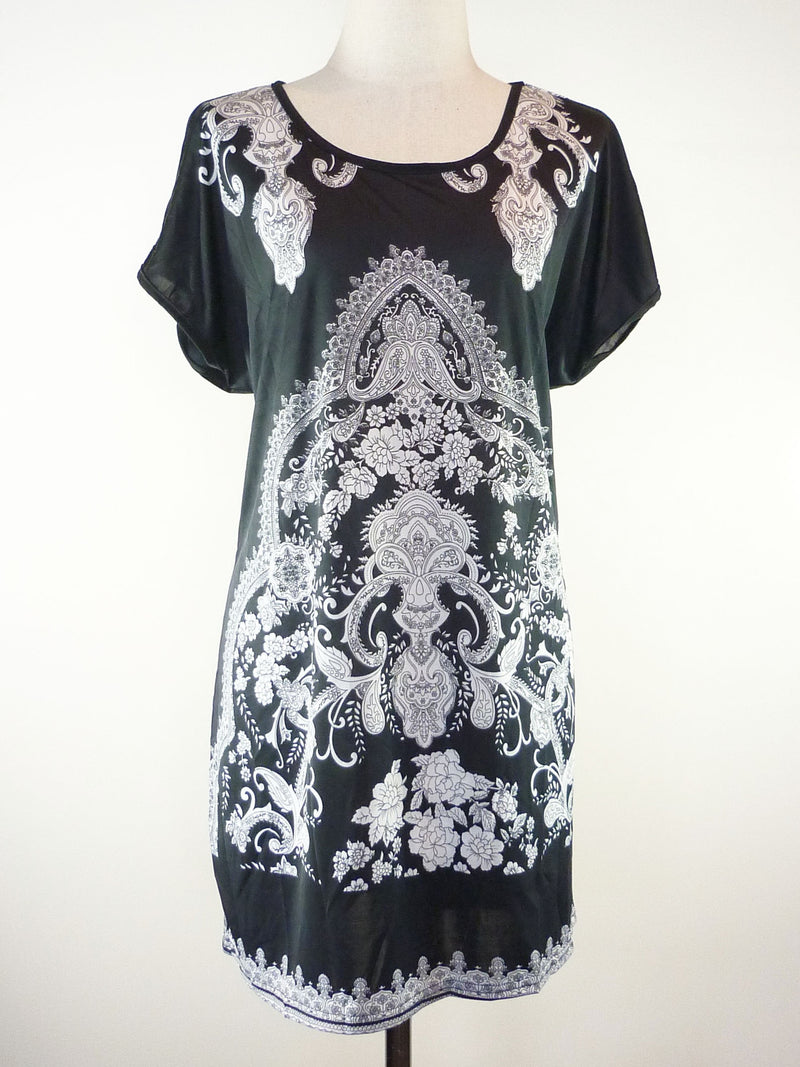 Graphic Kaftan