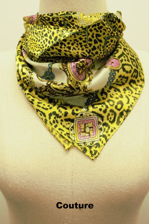 Printed Neck Scarf