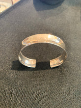 Load image into Gallery viewer, Sterling Silver Simple Cuff Bracelet