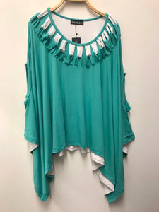 Loop Neck Top