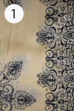 Load image into Gallery viewer, Cotton Paisley Scarf