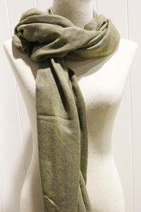 Plain Winter Scarf