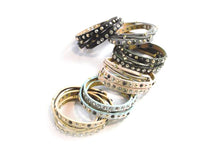 Load image into Gallery viewer, Wrap studded bracelet