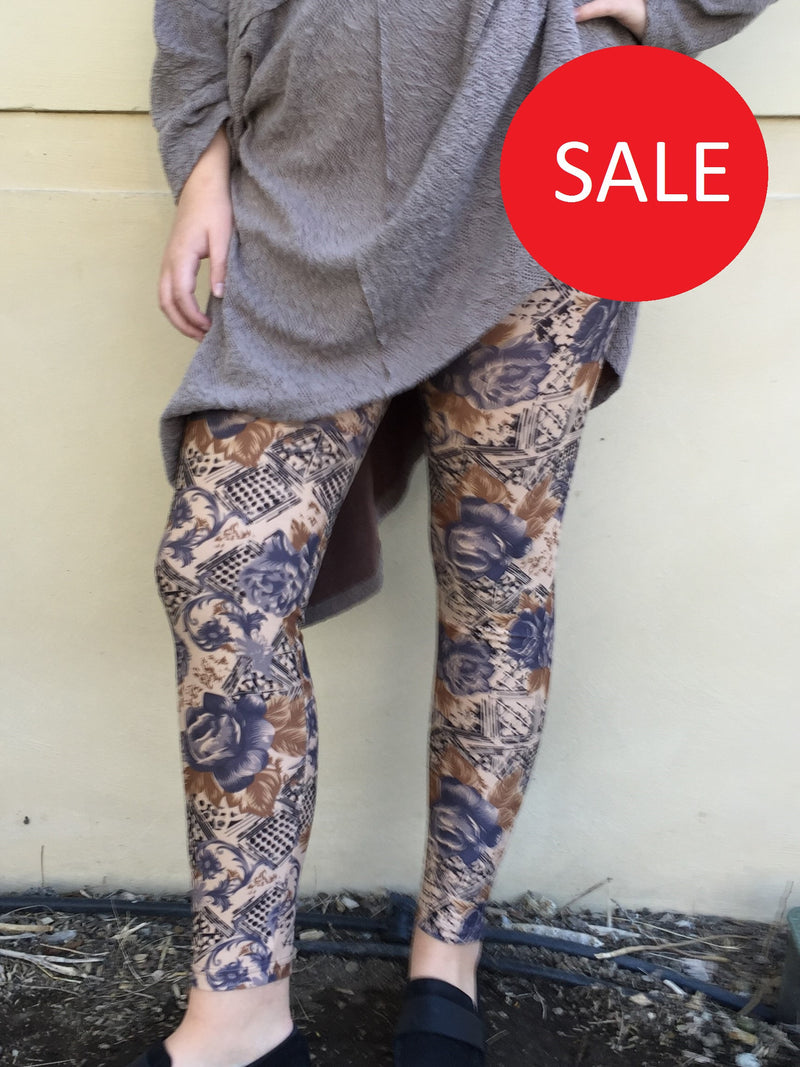 PT1310R Printed Tights