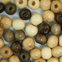 Basic Craft - Wooden Beads