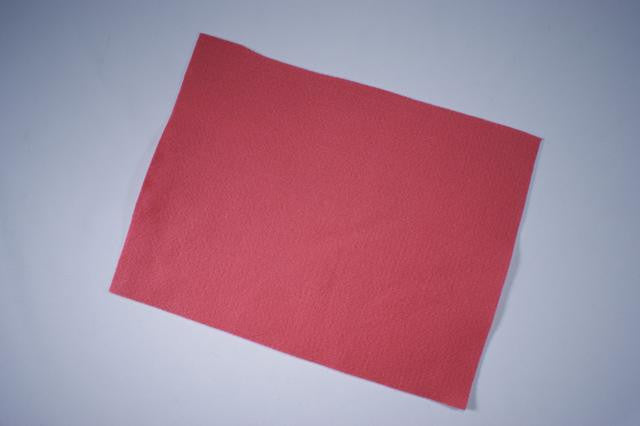 ZP103-57 Felt Rectangular 9 x 12 inch Dusty Pink 25 Pieces
