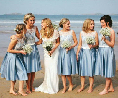 Choose perfect bridesmaid dresses for your girls