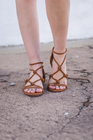 Kick it Up Sandals