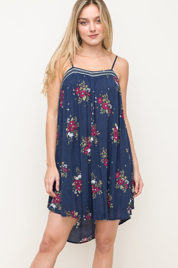 Perfect Mix Floral Dress
