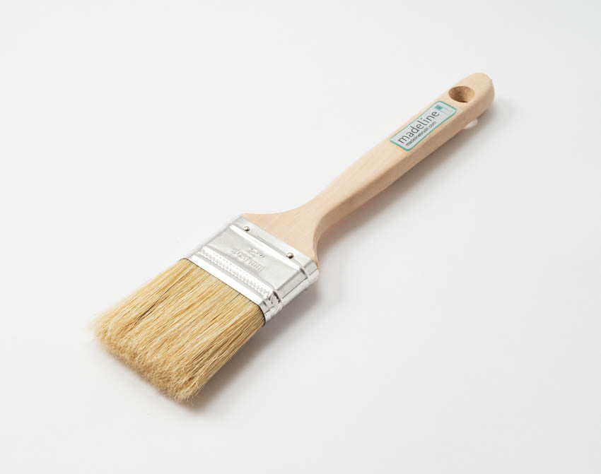 "2"" Natural Bristle Paint Brush"