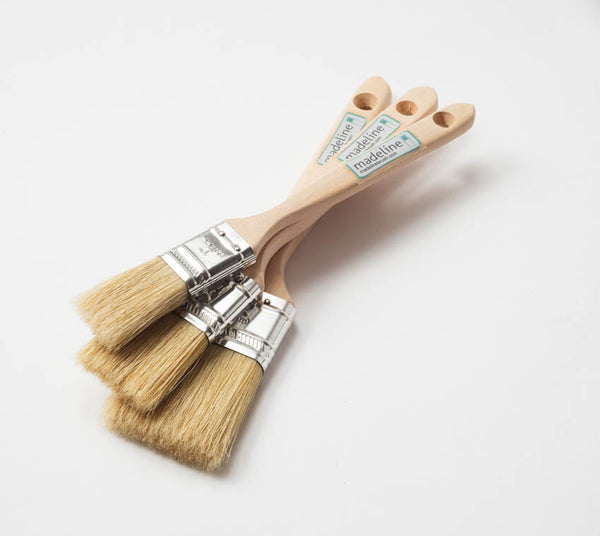 "1"" Natural Bristle Paint Brush"