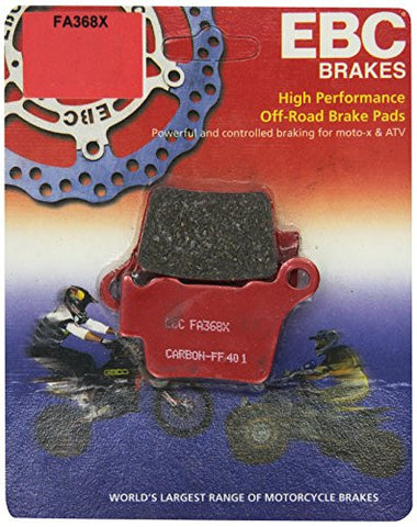 EBC Brakes - High Performance Off Road Brake pads - FA368X