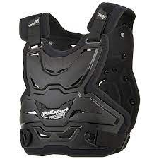 POLISPORT BODY PROTECTION PHANTOM LITE ADULT BLACK