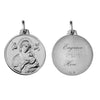 Blessed By The Pope Engravable Mother Of Perpetual Help Necklace