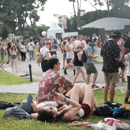 SCREAMOUS GOES TO LANEWAY FEST 2018