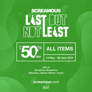 Last But Not Least 2019 ; End Of Ramadhan Sale