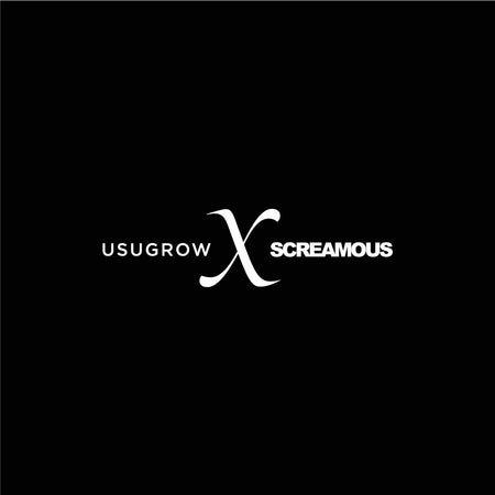 USUGROW X SCREAMOUS