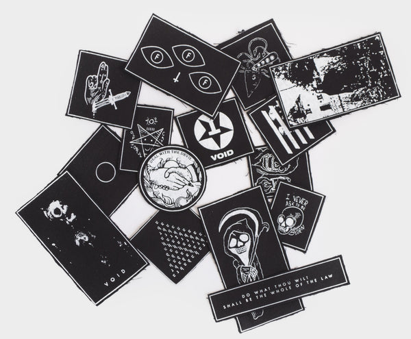 PATCH PACK I