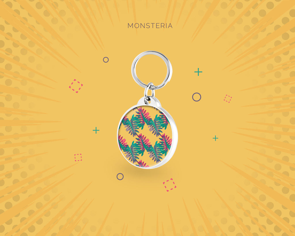Intelligent Pet ID Tag - Monsteria