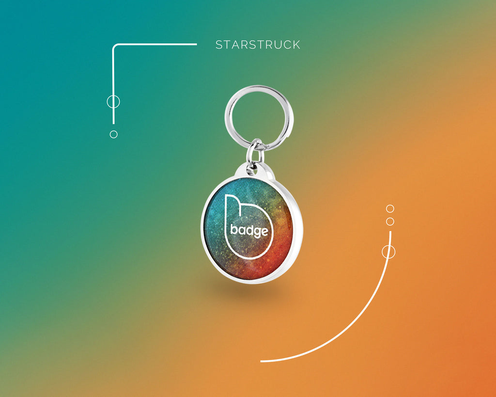 Intelligent Pet ID Tag - Starstruck
