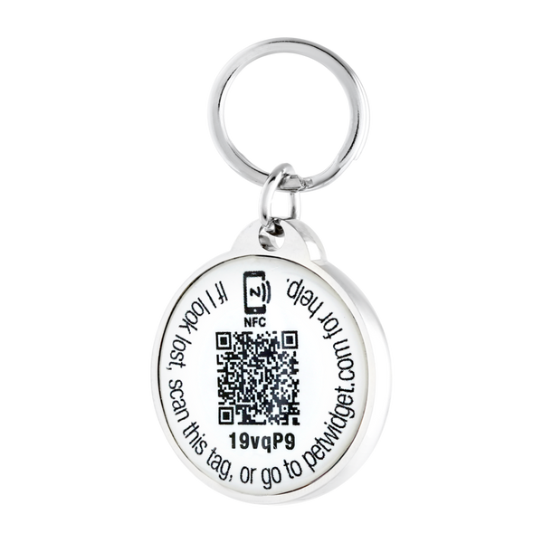 Intelligent Pet ID Tag - Taco Supreme