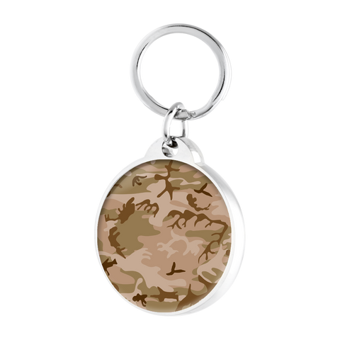 Intelligent Pet ID Tag - Camo