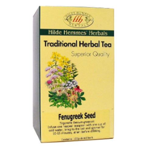 Hilde Hemmes Traditional Tea Fenugreek Seed 100g