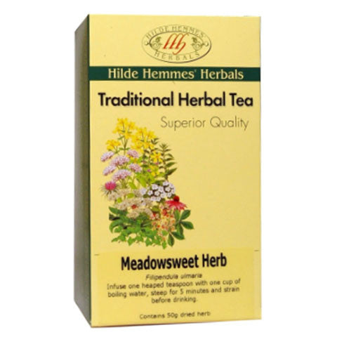 Hilde Hemmes Traditional Tea Meadowsweet 50g