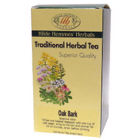 Hilde Hemmes Traditional Tea Oak Bark 75g