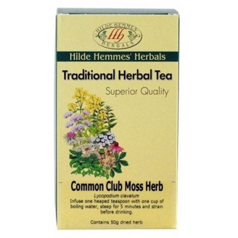 Hilde Hemmes Traditional Tea Common Club Moss 50g